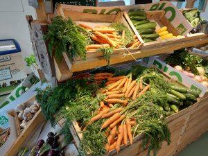 Carottes bottes - Vergers des Moncels - Producteur de fruits à Lagney