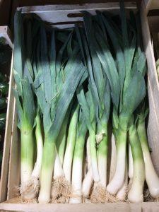 Poireaux nouveaux - Vergers des Moncels - Producteur de fruits à Lagney