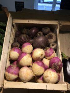Navets nouveaux - Vergers des Moncels - Producteur de fruits à Lagney