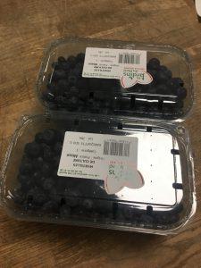 Myrtilles - Vergers des Moncels - Producteur de fruits à Lagney
