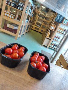 Tomates Cerises - Vergers des Moncels - Producteur de fruits à Lagney